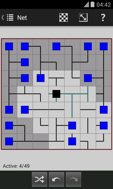 Simon Tatham's Puzzles- screenshot
