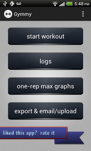 Gymmy Workout Log PRO