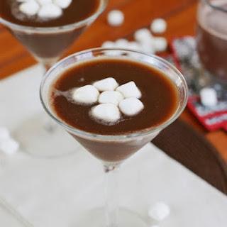 Hot Chocolate Martini.