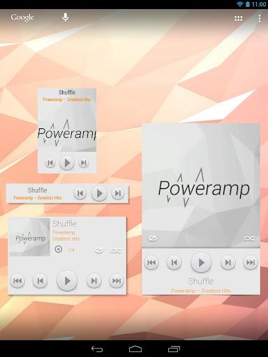 Widgets Kit for Poweramp  screenshots 6