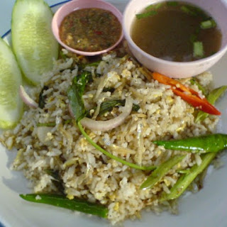 Nasi Goreng (Fried Rice).