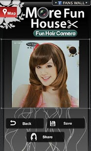 Fun Hair Camera - screenshot thumbnail