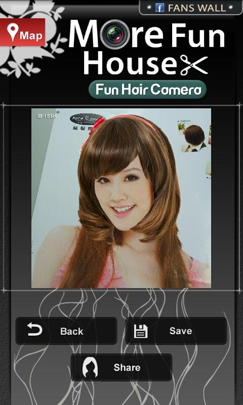 Fun Hair Camera - screenshot