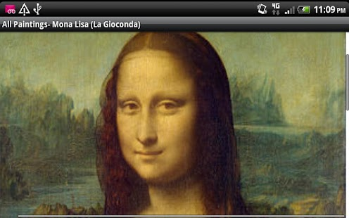 Greatest Paintings Free - screenshot thumbnail
