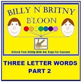 Three Letter Words Part 2 Free