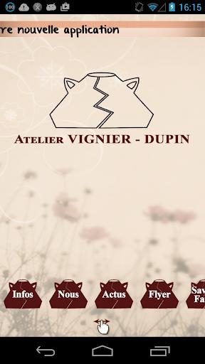 Atelier VIGNIER DUPIN