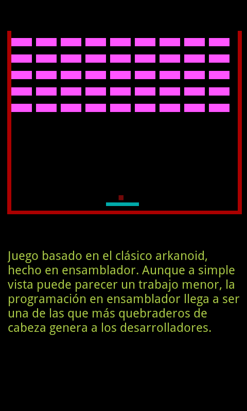Grados de Ingeniería - screenshot