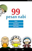 Screenshot of Komik 99 Pesan Nabi