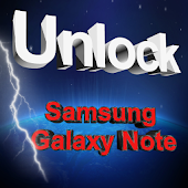 Unlock Samsung Galaxy Note