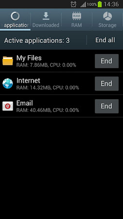 Task Manager Note 2 Shortcut 2.0 screenshot 254461