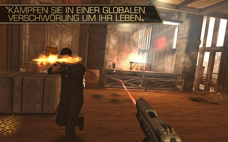 android Deus Ex: The Fall Screenshot 1