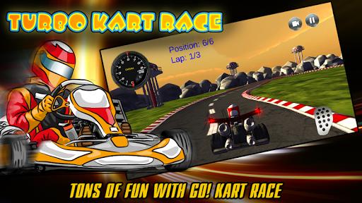 Turbo Go Kart Race 3D