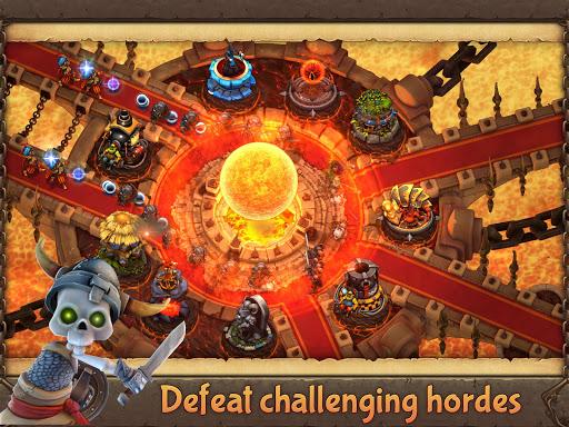 Evil Defenders 1.0.19 screenshots 2