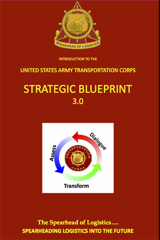 Strategic Blueprint Handbook