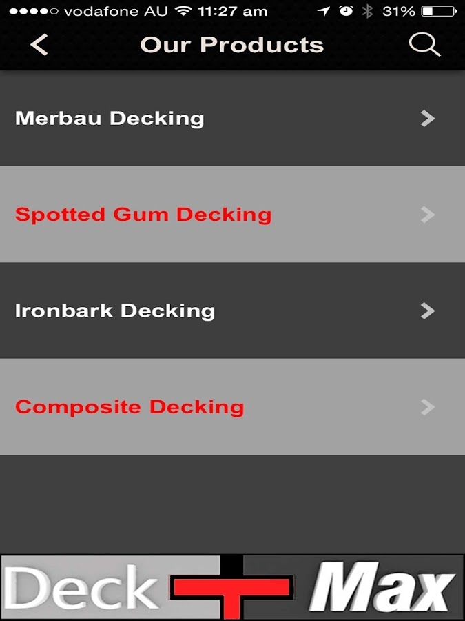 Deck-Max- screenshot