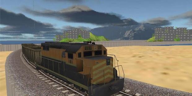 Train-Simulator-Island 3