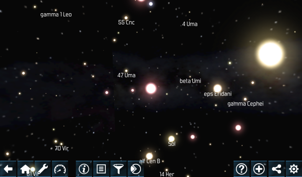 Exo Planets Explorer 3D - screenshot