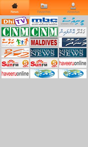 Maldives Newspapers: dhivehi