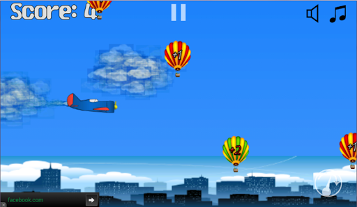 لعبة الطائرات المقاتلة