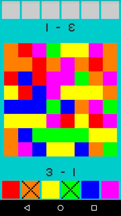Pixel Flood: Brain Puzzle Game