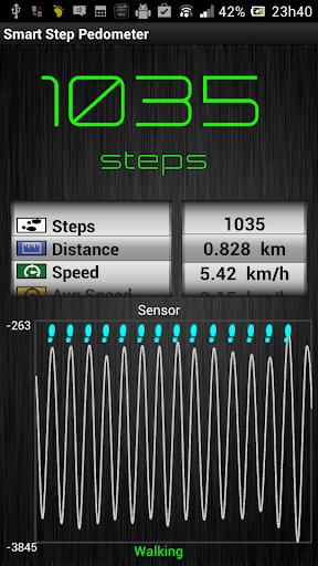 Pedometer - Smart Step
