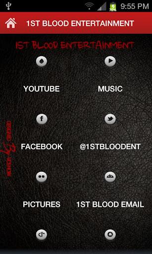 1st Blood Ent's App