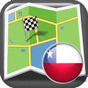 Chile Offline Navigation icon
