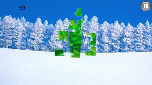 圣诞树拼图