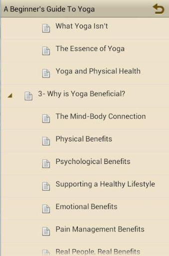 玩免費書籍APP 下載Beginner's Guide To Yoga-EBOOK app不用錢 硬是要APP