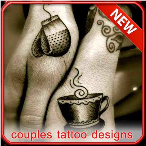 情侶紋身圖案 LOGO-APP點子