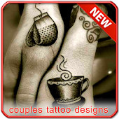 couples tattoo designs