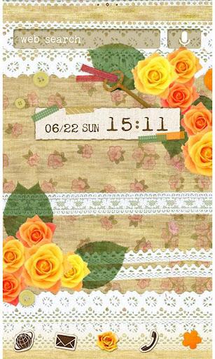 Natural Theme-Orange Love- 1.1 Windows u7528 1