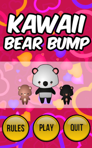 Kawaii Bear Bump