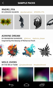 Meld (#madewithmeld)- screenshot thumbnail
