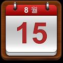 한국 달력 2016 icon
