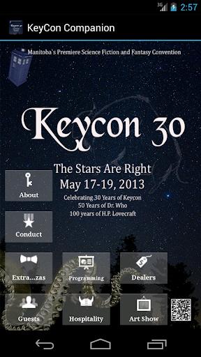 KeyCon Companion