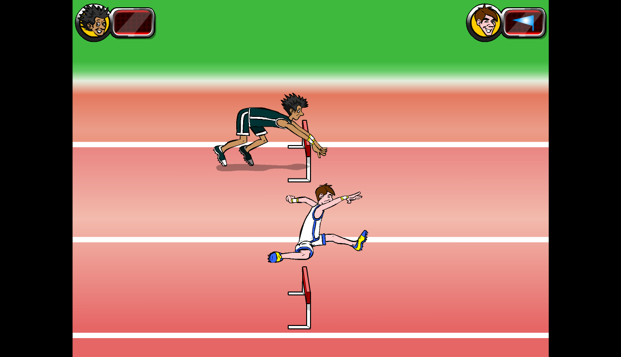 Hurdle Champion- screenshot
