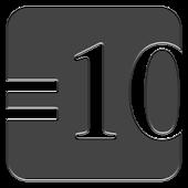10を作れ!!