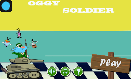 Oggy Soldier