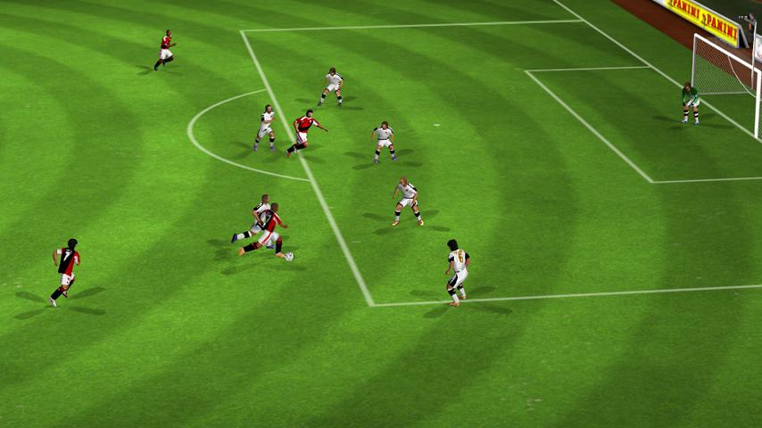 Real Soccer 2012 - screenshot