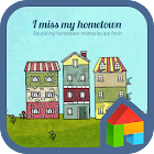 The good old home Dodol Theme icon