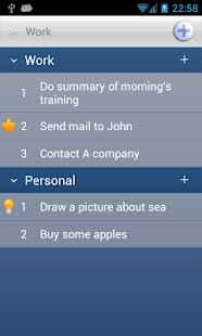 Daily Planner (Schedule task) - screenshot thumbnail