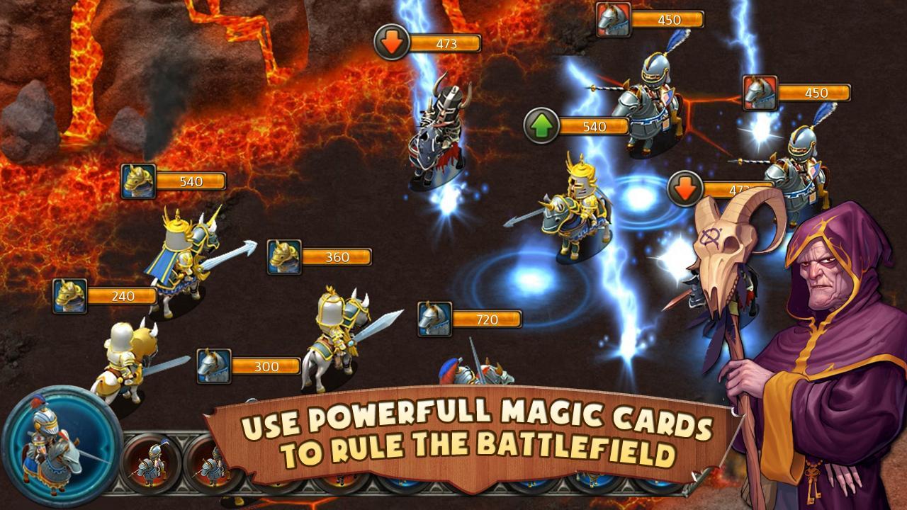 Kingdoms & Lords screenshot #7
