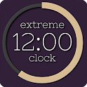 Extreme Clock wallpaper icon