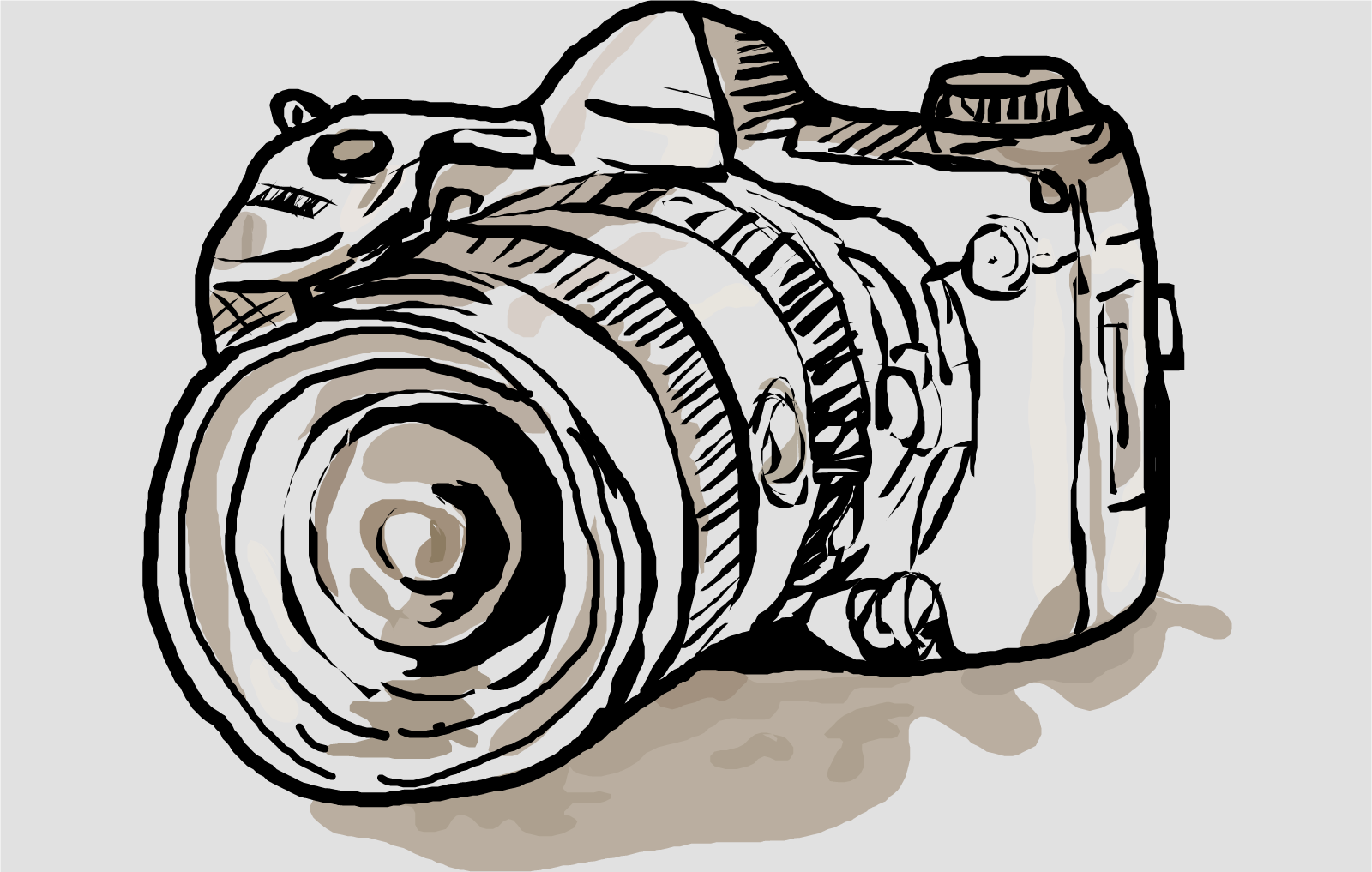 Camera Drawings SketchPort