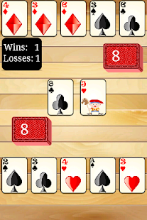 Speed Card Game - screenshot thumbnail
