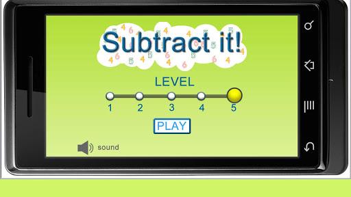 Subtract It