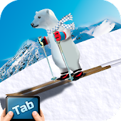 Polar Bear Slide 3D TAB