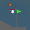Basketball Golfing icon