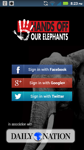 DN - Save Elephants